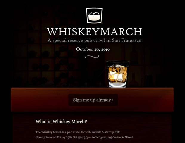 Whiskey March